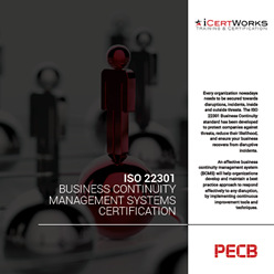 ISO 22301 Management Systems Certification Brochure