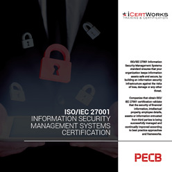 ISO/IEC 27001 Management System Certification Brochure
